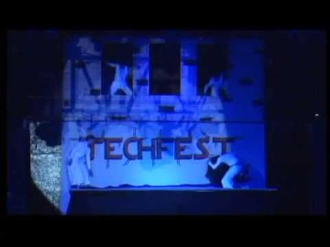 Tramphouse by Cosmic Artists at Techfest 2012, IIT Bombay