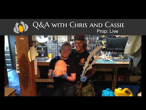 Prop: Live - Q&A with Chris and Cassie - 8/20/2015