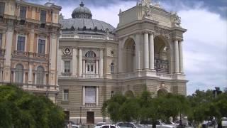 Небольшая прогулка по Одессе.(Всем привет! Это видео с моей сегодняшней прогулке по центру Одессы. В этом видео вы сможете увидеть наиболе..., 2014-06-19T18:42:17.000Z)