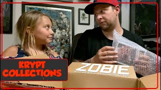 "Krypt Collections Ep. 1:  Zobie's ""90s Pop Culture"" Box Review!"