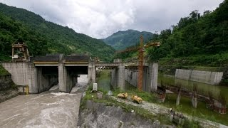 Student Fellow Tom Clement Reports on Hydropower in Sikkim, India
