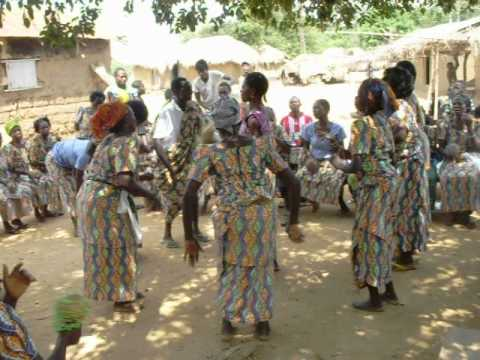 Agbadza: Togo music and dance