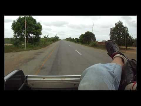 Hitching a Ride in Angola's Zaire Province