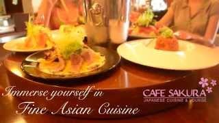 Café Sakura, Japanese Cuisine & Lounge - Malta