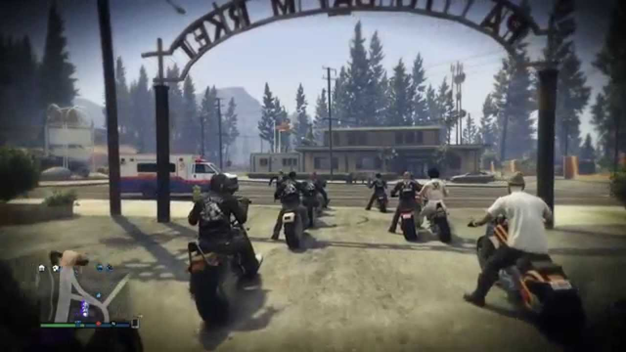 IRON Horsemen MC | Ride With The Outcasts MC