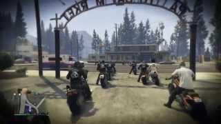 IRON Horsemen MC | Ride With The Outcasts MC