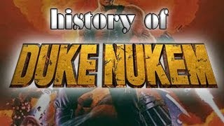 History of - Duke Nukem (1991-2011) | blablue123