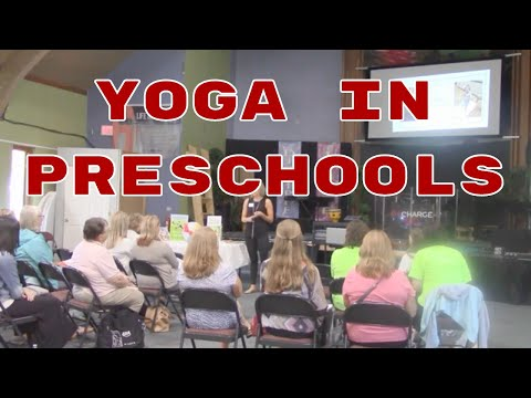 How to Use Yoga in the Preschool Classroom Presentation
