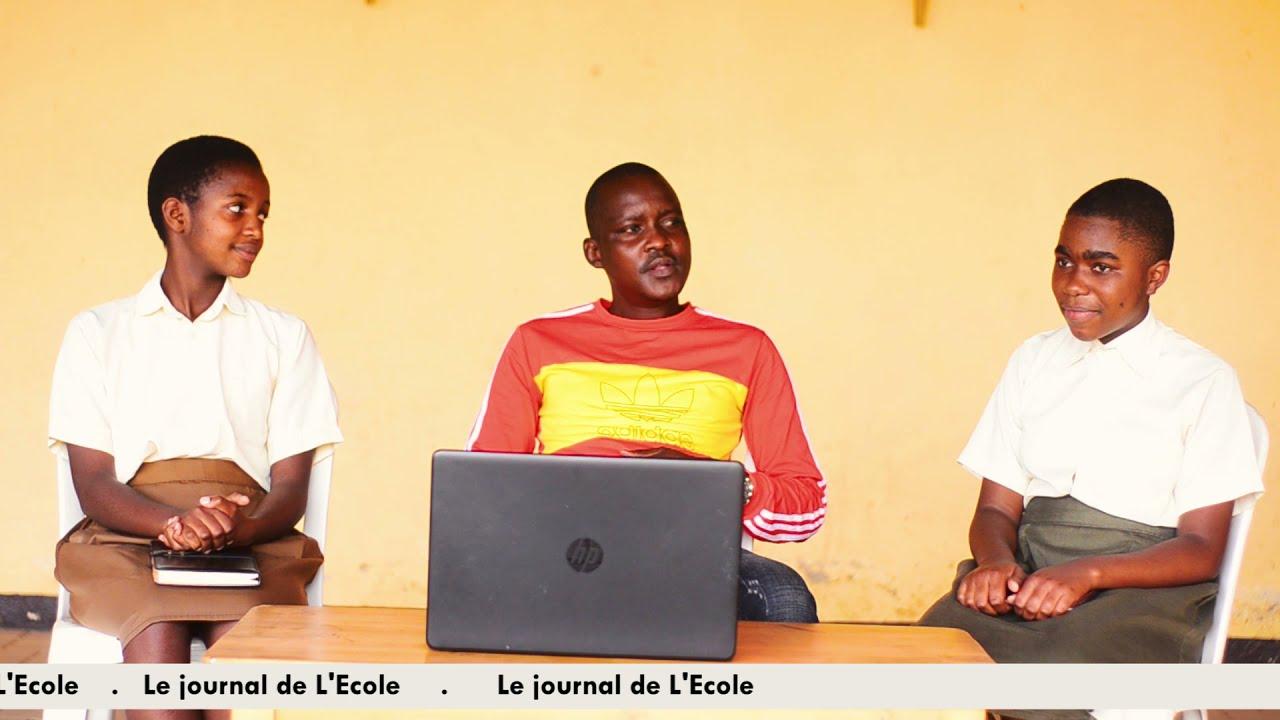 LE JOURNAL DE L'ECOLE EDITION 2