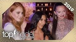 Vanessa und Cäcilia treffen Superstar Kim Kardashian auf der amfAR Gala | GNTM 2019 | ProSieben