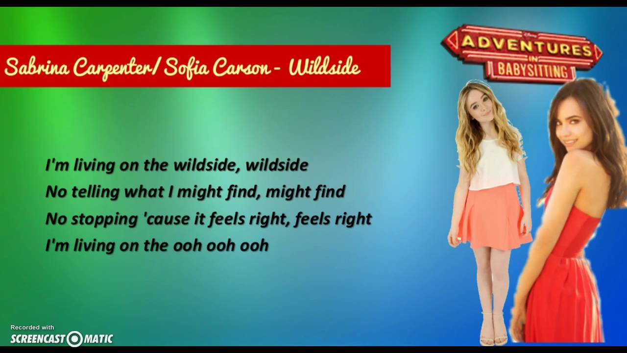 Download Wildside From Adventures In Babysitting Mp3