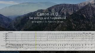 Canon in D - Johann Pachelbel - Fly with Music