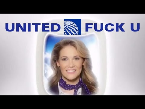 United Airlines...Fuck You