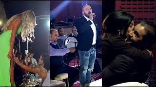 15 موقف محرج صدم الفنانين أمام جمهورهم