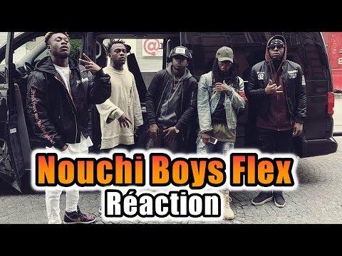 🔥KIFF NO BEAT 🇨🇮️ Nouchi Boys Flex ►[Réaction]
