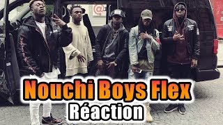 🔥KIFF NO BEAT 🇨🇮️ Nouchi Boys Flex ►[Réaction]