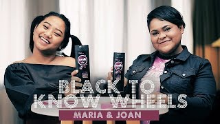 Sunsilk x Indonesian Idol: Maria dan Joan - Kilau Black Shine Challenge
