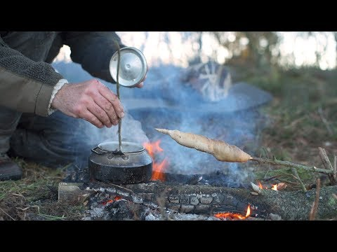 3 DAY BUSHCRAFT TRIP AND WILDLIFE PHOTOGRAPHY - Bushcraft, Campfire, Shelter, Cooking, No Tent