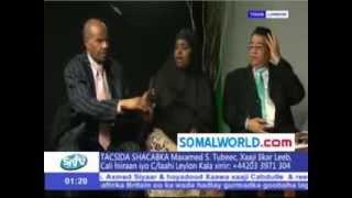 full video askii mohamed suleiman iyo wareysiiyo fanaaniinta waberi