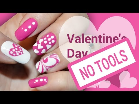 DIY Valentine's Day Pink Heart! Without any Tools