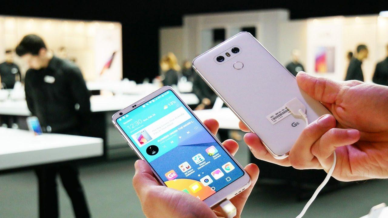 Первый обзор смартфона LG G6