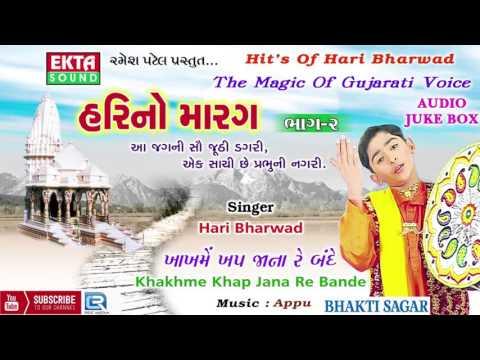 Hit's Of Hari Bharwad | Khakhme Khap Jana Re Bande | Super Hit Gujarati Bhajan | Hari No Marag 2