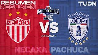 Resumen y goles | Necaxa vs Pachuca | Torneo Guard1anes 2021 BBVA MX J9 | TUDN
