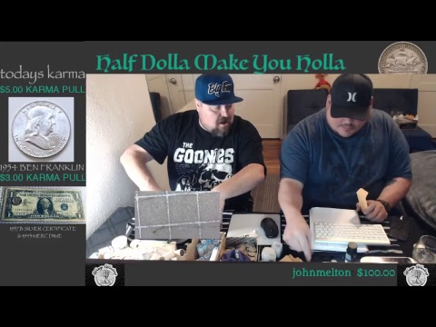 MAIL TIME & LIVE COIN HUNT!!!