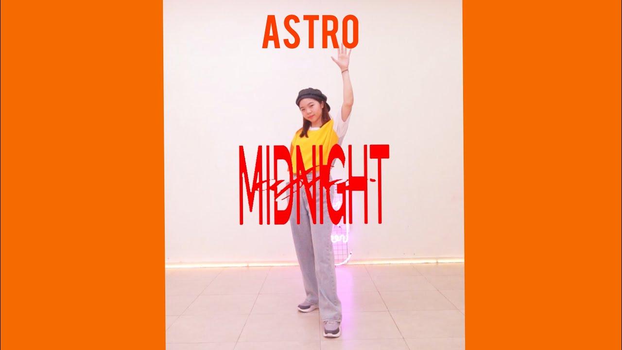 아스트로 ASTRO _ After Midnight Dance Cover by Kathleen Carm