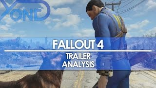 Fallout 4 - Trailer Analysis: Protagonist Identity, Setting, Seamless World, and More!