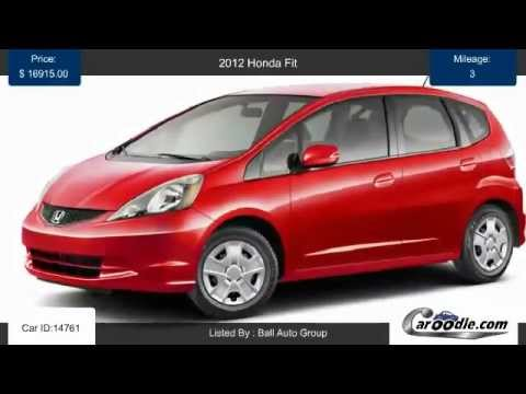 Used 2012 Honda Fit In National City, CA