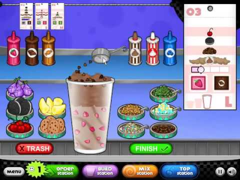 Mina's Ice Cream Shop - A Free Girl Game on GirlsGoGames.com