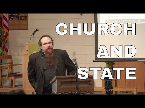 Two Cities, Two Kingdoms: Augustine and Luther on Church and State