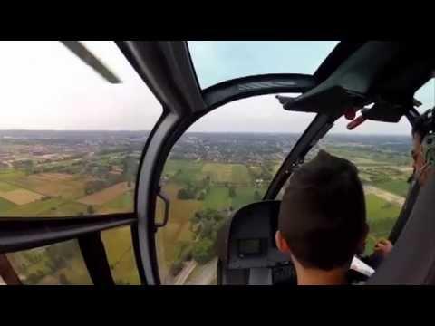 Helikopter rondvlucht 28