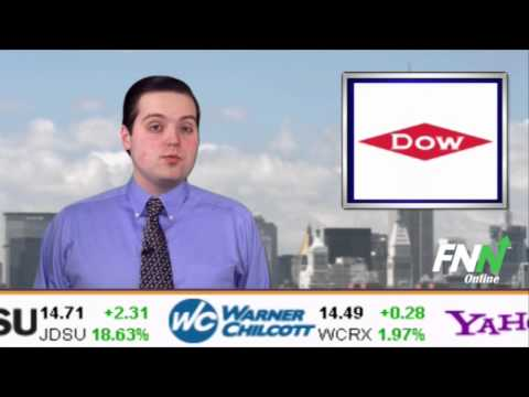 Dow Chemical Reports Lower Earnings on Negative Global Demand
