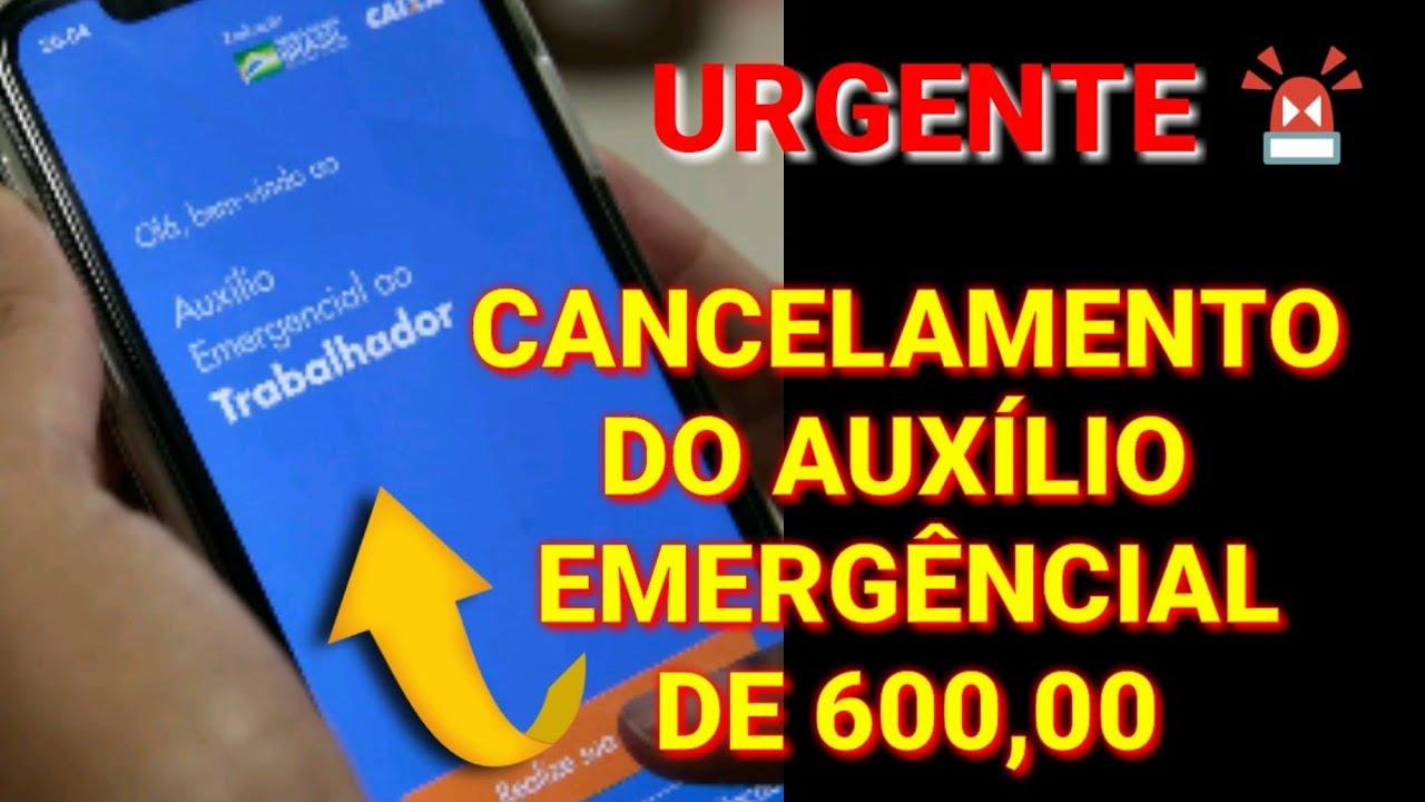 TCU PEDE O CANCELAMENTO DO AUXÍLIO EMERGÊNCIAL 4° E 5° PARCELA... ENTENDA...