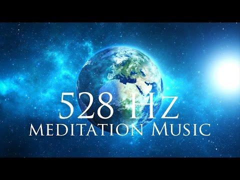 528Hz Meditation Music ➤ Delta Binaural Beats   Activating Higher Concsiousness   Solfeggio 528Hz