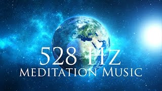 528Hz Meditation Music ➤ Delta Binaural Beats | Activating Higher Concsiousness | Solfeggio 528Hz