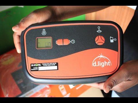M-Kopa solar provides affordable power to rural Kenya