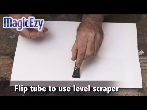 how to use magicezy tile repairezy