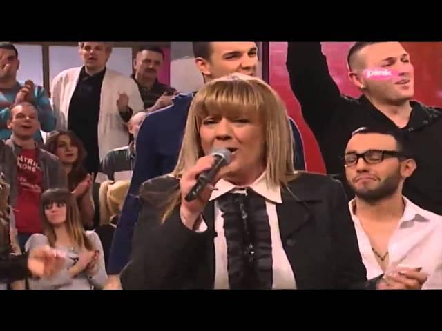 Vesna Rivas - Beograd - (LIVE) - Vikend Vizija - (TV Pink 18.1.2014)