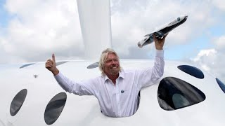 Watch Richard Branson and Chamath Palihapitiya speak about Virgin Galactic's plans to go public