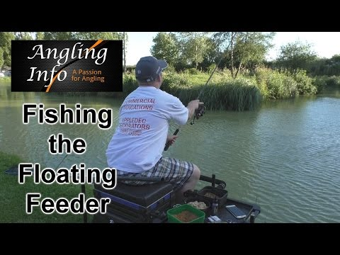 Fishing the Floating Feeder