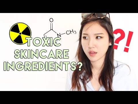 Cosmetics Ingredients To Avoid • Toxic Skincare Ingredients?
