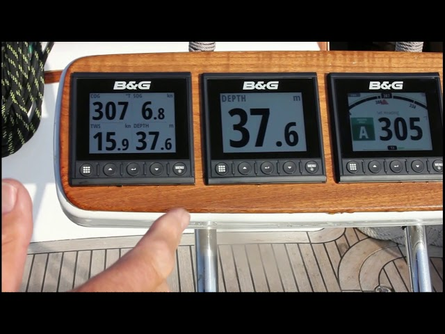 Tom Cunliffe describes how he sets up his yacht's cockpit instrumentation