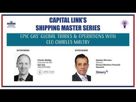 Epic Gas' Global Trades & Operations with CEO Charles Maltby
