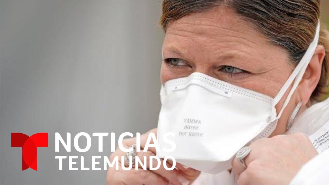 Última hora coronavirus: Estados Unidos sumó 1,000 fallecidos en las últimas 24 horas | Telemundo