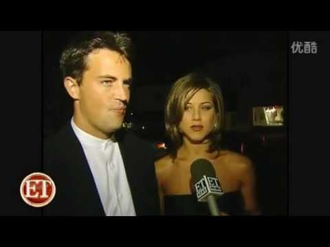 : Jennifer Aniston & Matthew Perry