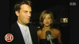 Interview: Jennifer Aniston & Matthew Perry