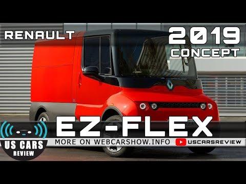 2019 RENAULT EZ-FLEX CONCEPT Review Release Date Specs Prices